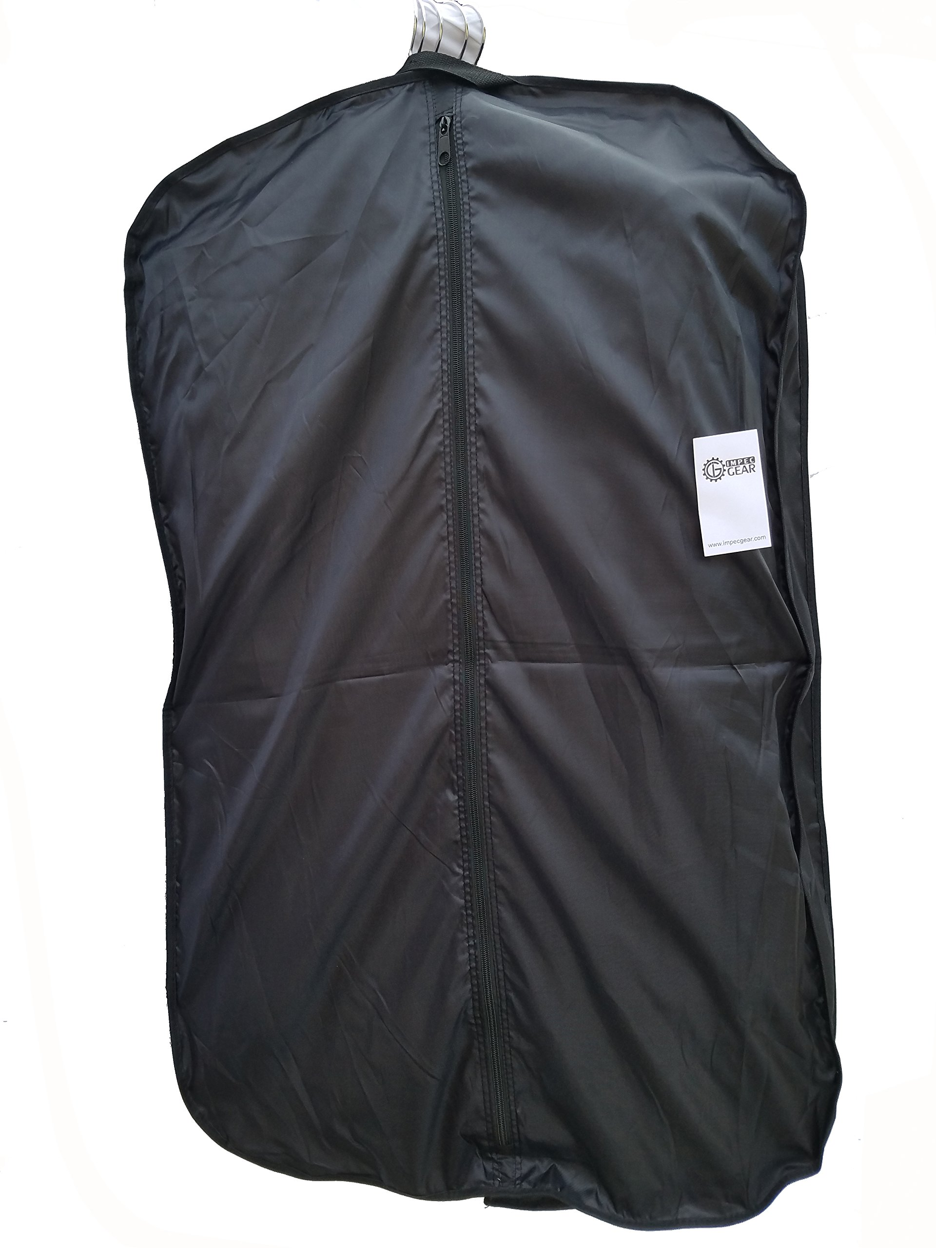 "39"" Business Garment Bag Cover Suits & Dresses Clothing Foldable w Pockets """