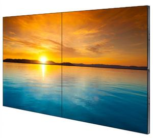 "55"" video wall mount with /vga video wall screen"