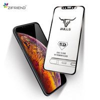 9h 3d 5d premium full curved cover wholesale mobile phone tempered glass screen protector for huawei mate 20 pro X