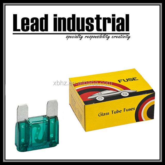 maxi CAR FUSE/ AUTO FUSE/BLADE FUSE Paper box packing