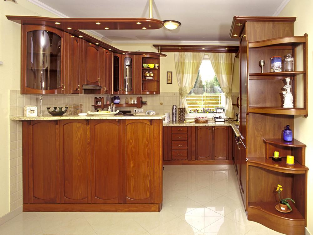 Gabinete de la esquina muebles mini bar cocina mobiliario for Bar para cocina