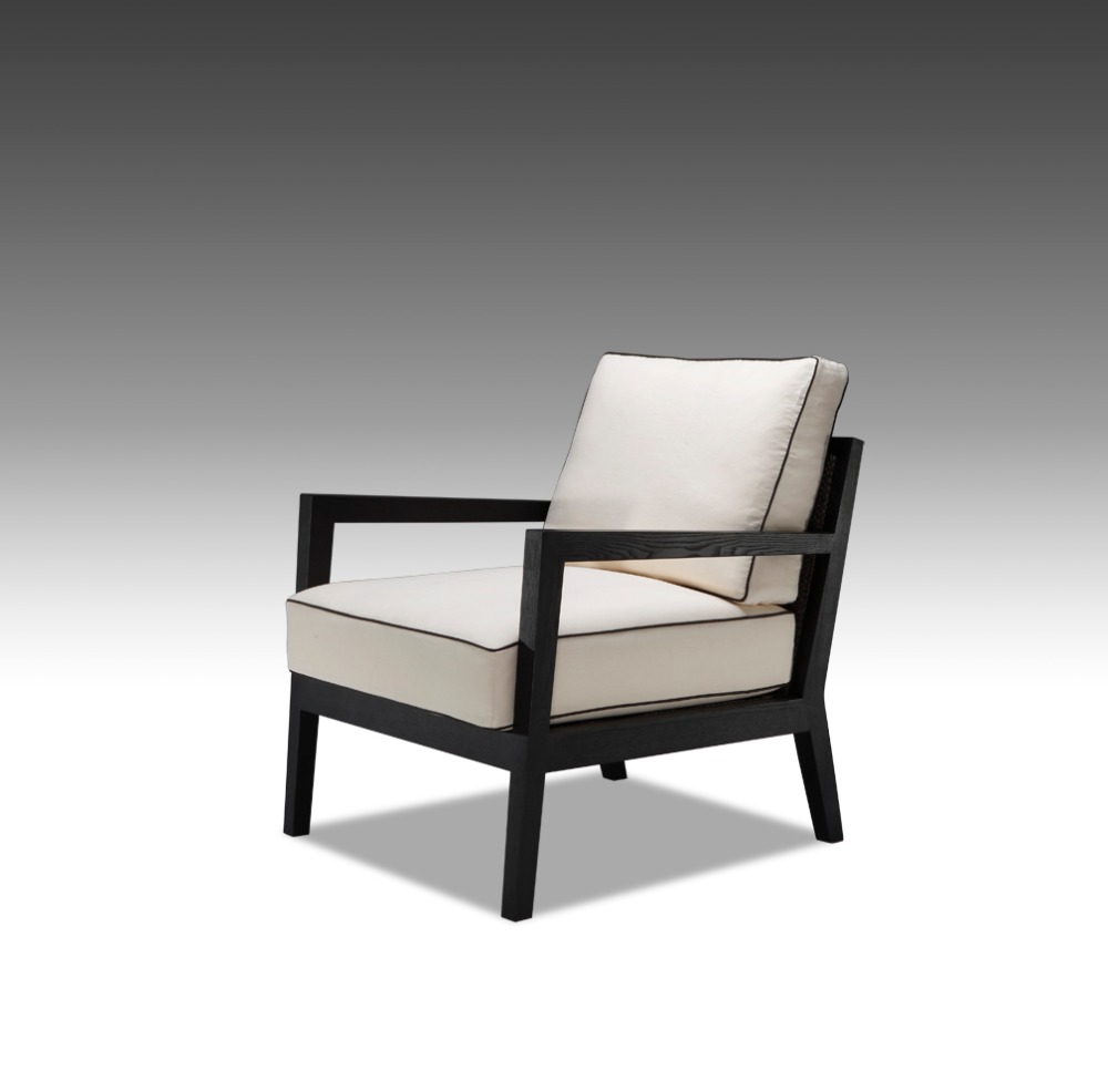 Missoni Fabric Covered Bergere Chair: Modern Fashion Designs Wood Frame Arm Chair Cover Fabric