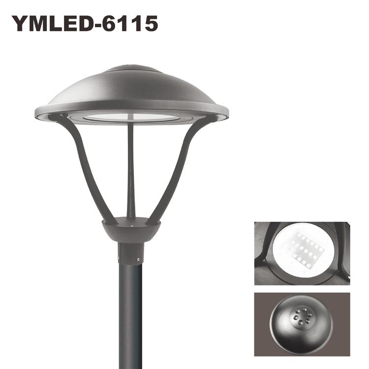 New Design Car Park Led Light Source Garden Lamp Post