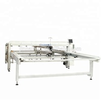 Automatic Oiling Quilting Machine Mattress Cover Sewing Machinery