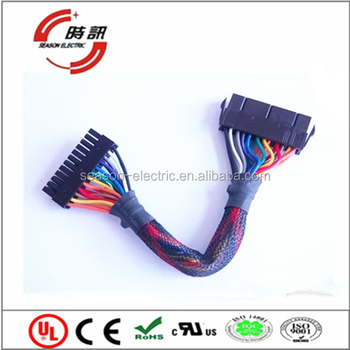 50 pin for jae jst connector 1 5mm wiring harness connectors for honda