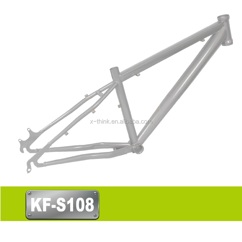 Good quality steel mountain bicycle frame/MTB frame 26""