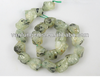 wholesale Natural Green Garnet nuggets rough gemstone for sale