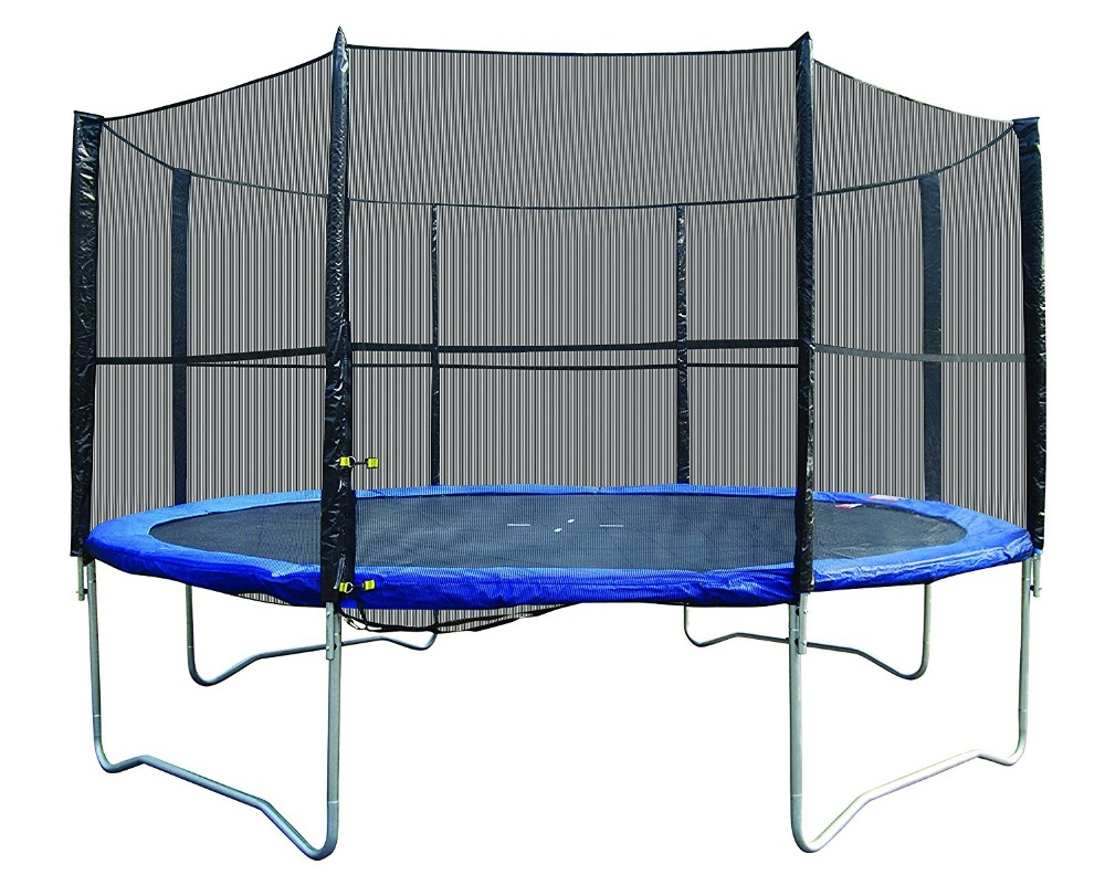 Mini Trampoline Fitness 6FT Indoor Trampoline for Jumping
