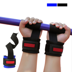 Neoprene gym weight lifting wrist wraps brace