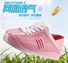 Mini mini new style for jelly sport shoes factory direct sale for kids