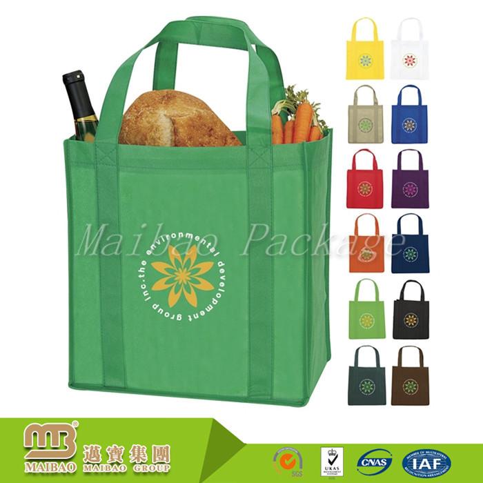 Custom Eco-friendly Durable Promotional Supermarket Shopping ...