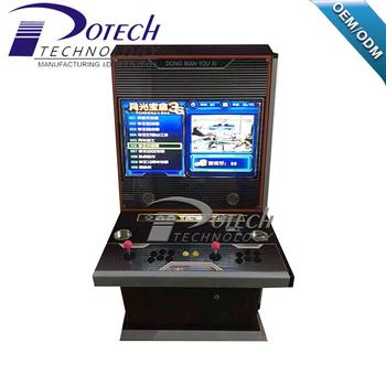 Takken 7 Taito Vewlix Cabinet Upright Arcade Game Console Cabinet