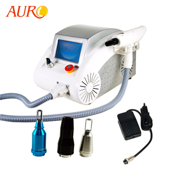 Au-S525 Christmas Promotion Tattoo Removal Laser Erase Machine/Skin Whitening and Rejuvenation Machine