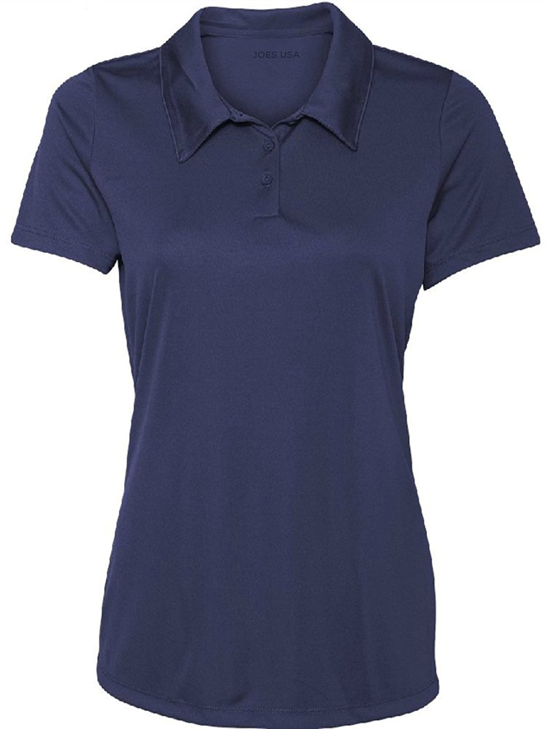 66fdca39 Get Quotations · Women's Dri-Equip Golf Polo Shirts 3-Button Golf Polo's in  20 Colors XS