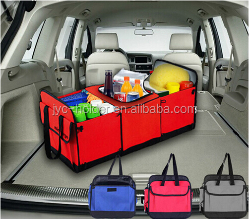 Auto Car Boot Organiser