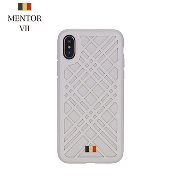 Mentor VII Friendly Silicone Luxury Design Cell Phone Case And Accessories