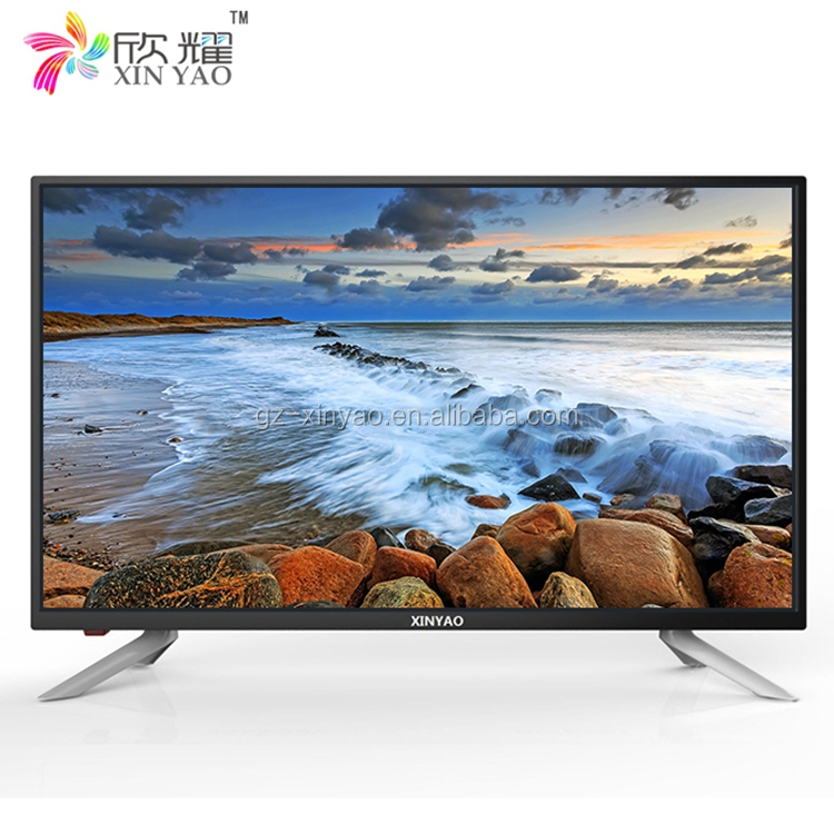 cheap chinese tv lcd 32 inch television black for Vietnam market