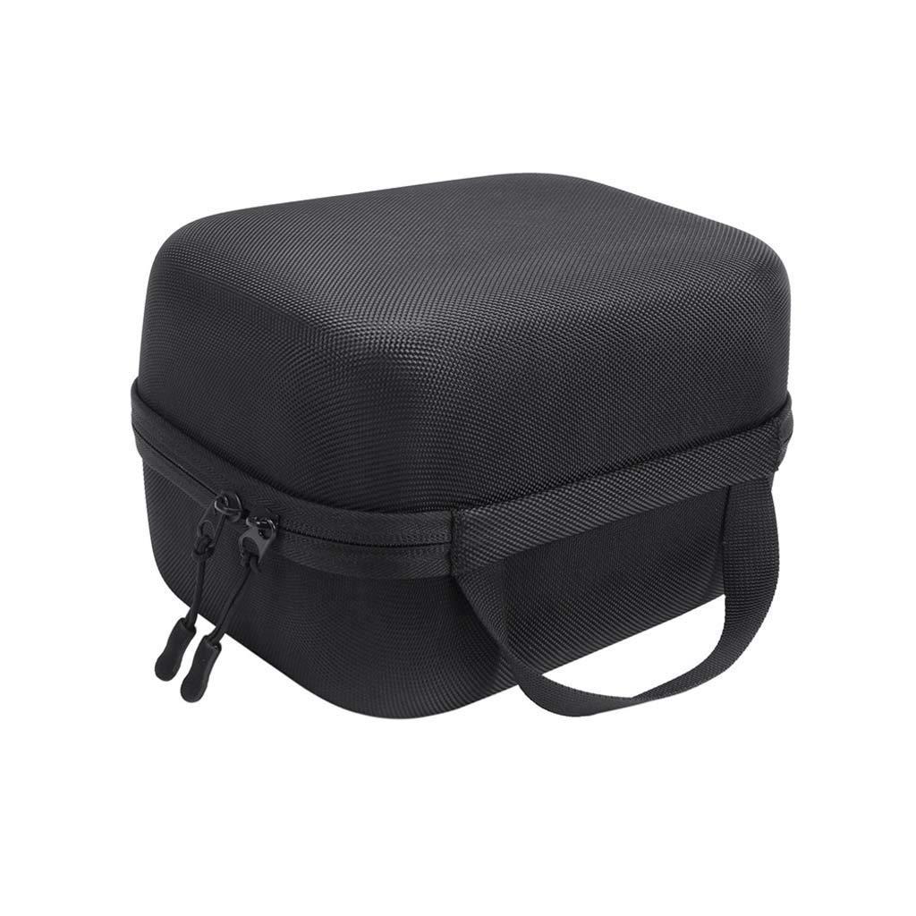 Tebatu VR Glasses Box,Shockproof Hard Protective EVA Case Handbag Box for Oculus Go