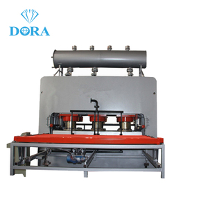 Melamine paper hot press machine for MFC/MDF/PB/HPL production to make melamine boards