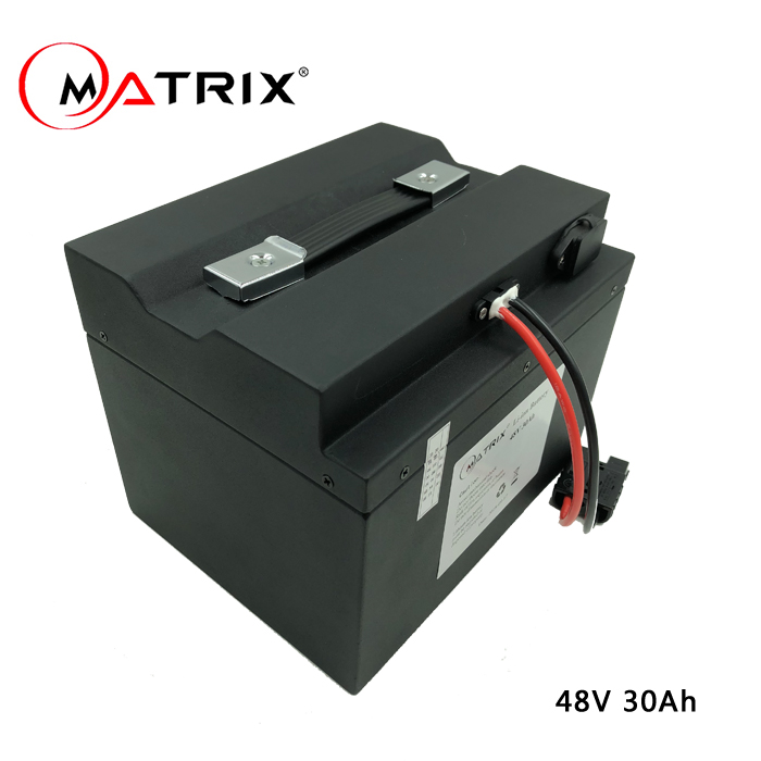 Matrix 48V 35Ah 13S14P  lithium battery pack  Lithium Ion Solar Battery With Charger battery pack 48v