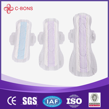 Wholesale hospital stayfree extra long maternity sanitary pads 350mm