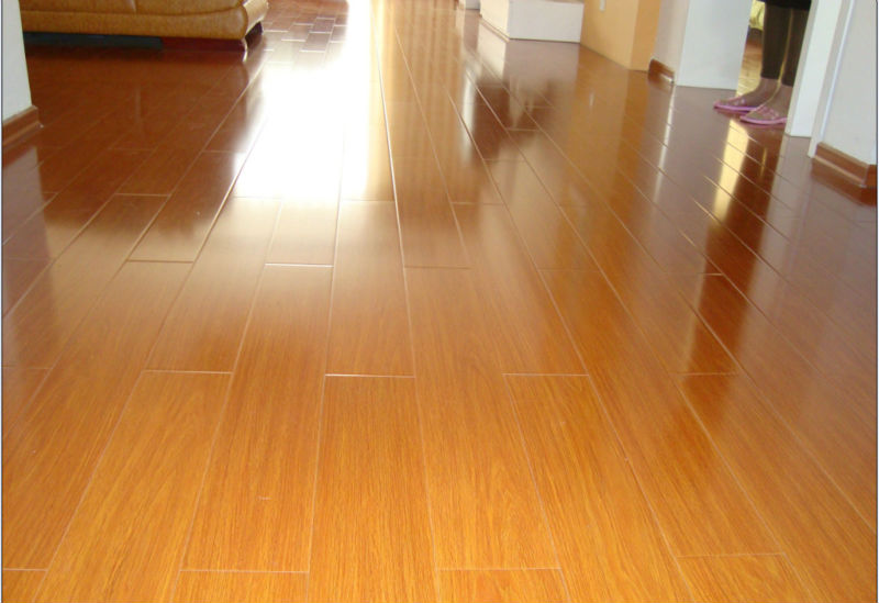 Great China Manufacturer Rubber Wood Flooring Engineered Wood Flooring Solid Teak Wood  Flooring
