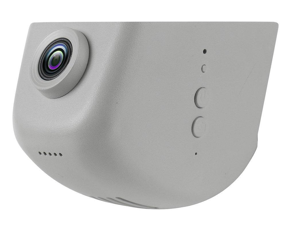 Hidden Car DVR DVRS Recorder for AUDI A1 A4L A6 Q3 Q5 2013-2015 with Ambarella A7LA50 Chip HD 1296P 30fps ADAS WIFI MIC Dash Cam