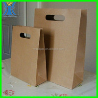 Yiwu New Arrived Top Popular Durable Simple style Paper bag in guangzhou