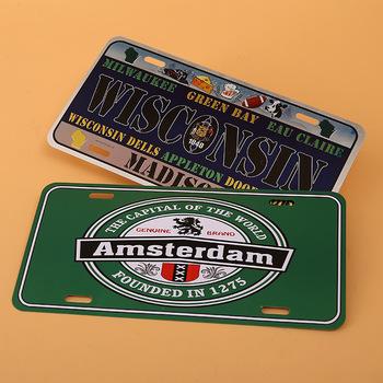 Design Metal Car decorative number plate holders bike & Design Metal Car Decorative Number Plate Holders Bike - Buy Car ...