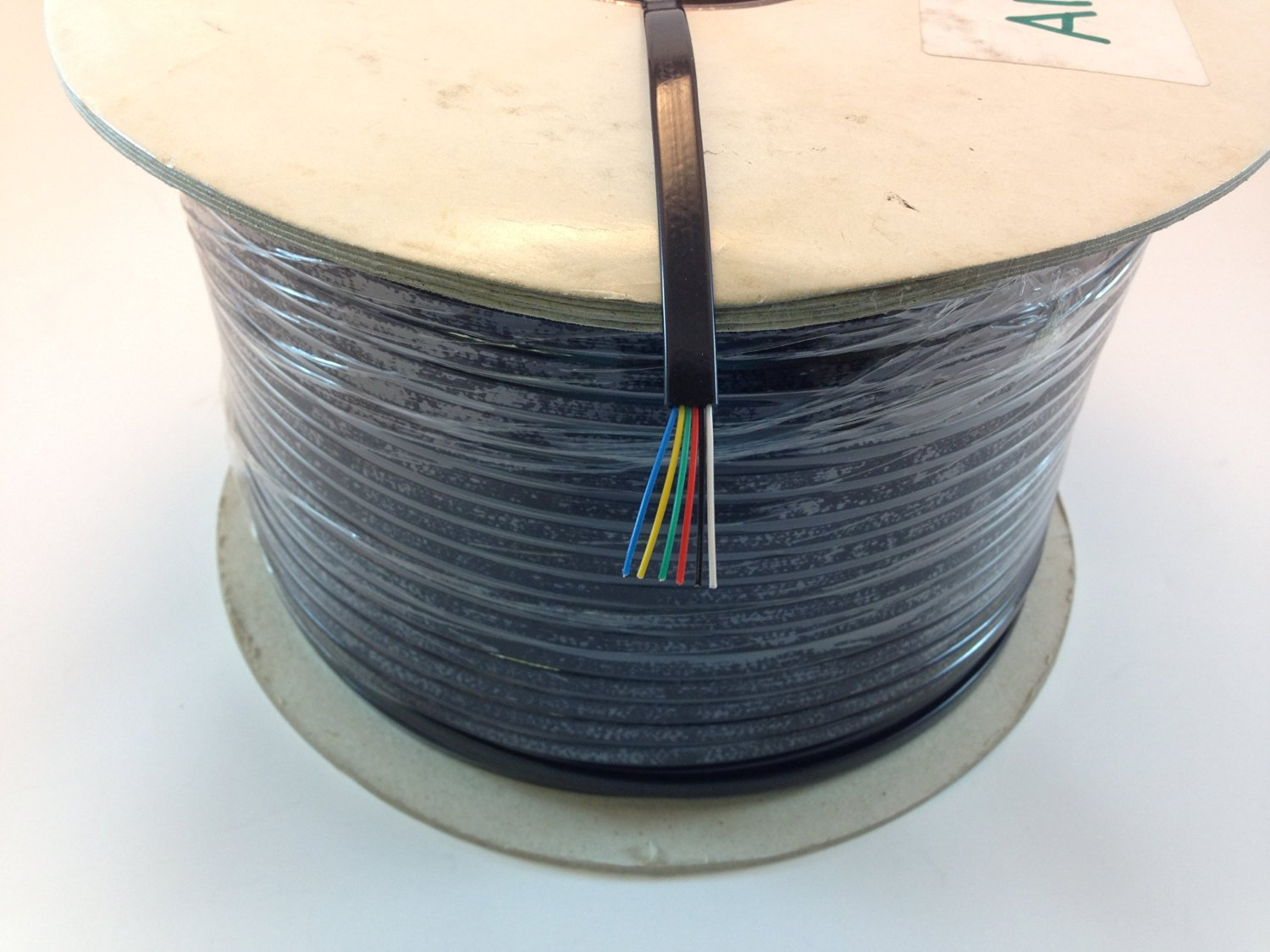 Cheap Single Conductor Stranded Wire 1mm Find 500 Ft 2 1 Thhn Electrical Black Get Quotations Ces 6 26awg Flat Non Insulated Jacketed 100cooper