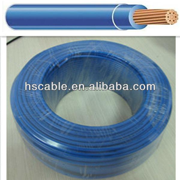 600v Thhn Thwn Nylon Coated Wire - Buy Nylon Coated Wire,Thwn Nylon ...