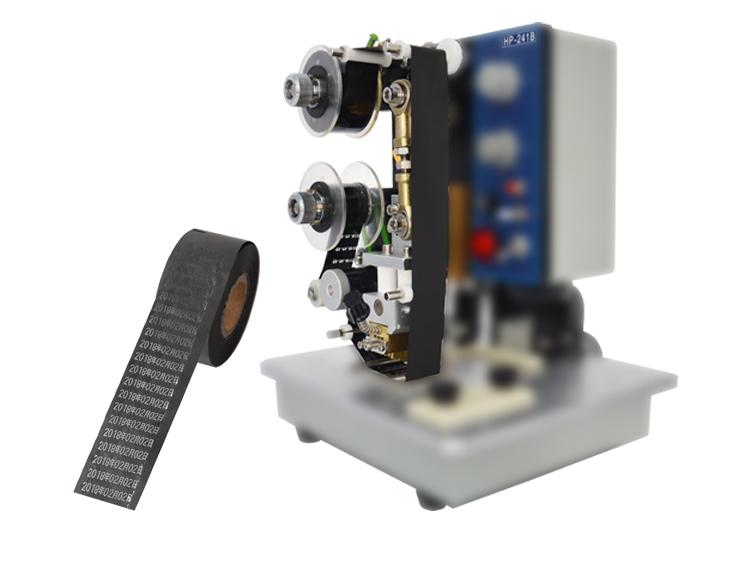 HC3 Тип 30*100 тепловой передачи ленты JUMBO рулон для кодирования даты машины
