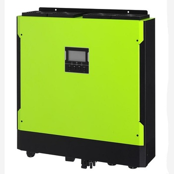 High capacities 9kw three phase low frequency hybrid solar inverter for PH3000