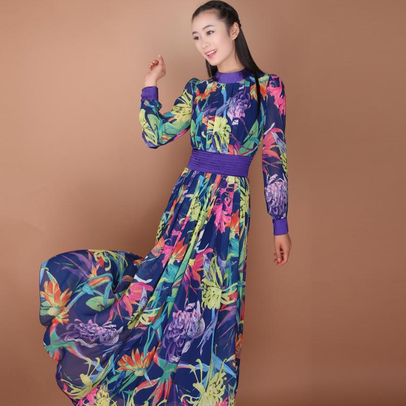 robe longue ete avec manche la mode des robes de france. Black Bedroom Furniture Sets. Home Design Ideas