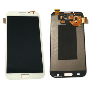For samsung galaxy note 2 n7100 lcd touch screen,for samsung gt-n7100 lcd with digitizer touch with fast delivery