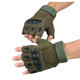 Half-finger Cycling Army Military Gloves Combat Outdoor Hunting Tactical Gloves