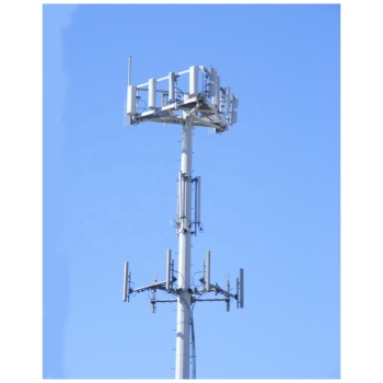 30M Monopole Wireless Antenna Polygonal Tower