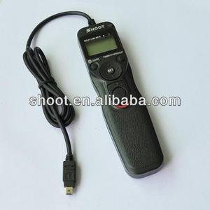 New Timer Remote Shutter for Nikon D90 D3100 D5000 MC-DC2