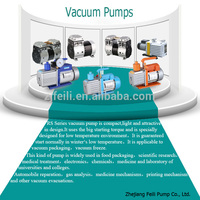 Mini Electric Rotary Vane Air Conditioning Vacuum Pump - Buy Air ...