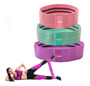 2019 New Products Booty bands, Non Slip Resistance Bands for Legs and Butt, Workout Bands Exercise Bands Hip Circle Bands