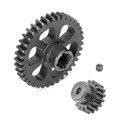 Upgrade Part Metal Reduction Gear Motor Gear Spare Parts For Wltoys A949 A959 A969 A979 K929