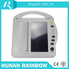 New design hot sale ecg machine 12 channel with ce approval