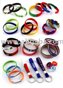South Africa Silicone Wristband 12