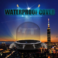 Ip54 Waterproof Moving Head Dome Rain Cover For Stage Light - Buy ...