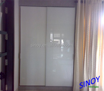 2mm - 6mm Thick Back Painted Gl For Interior Gl Wall,Wardrobe ... Sliding Doors Wardrobe Thickness on