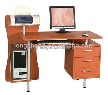 Nice Modern Wood Computer Table Models With Prices