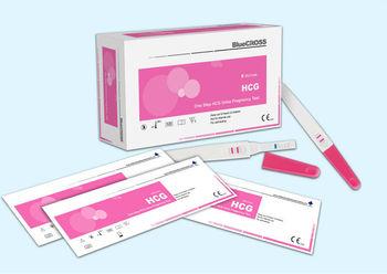 Best Selling Free Sample One Step Urine Hcg Pregnancy Test ...