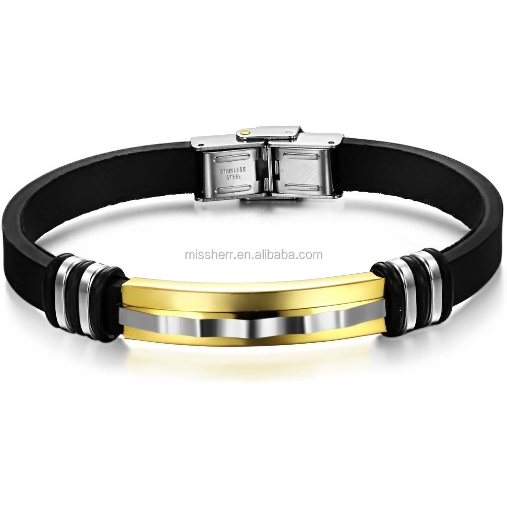 High Quality China Silicone Bracelet For Adidas Ph801g