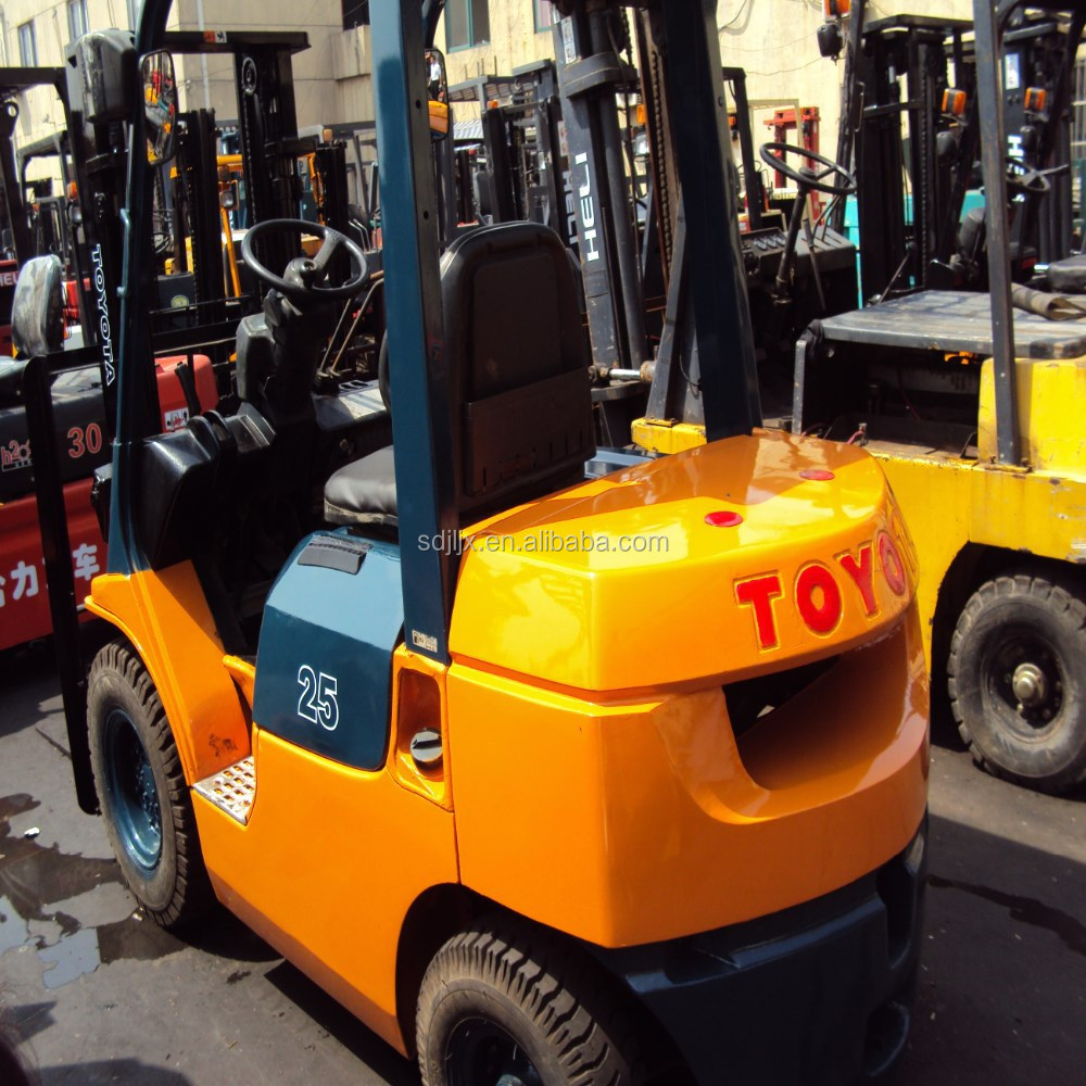 Used Tcm Forklift 8ton Fd80,Secondhand Tcm Forklift Parts 8ton,Old ...