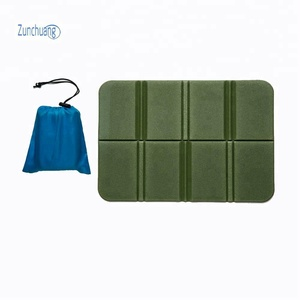 Custom outdoor foldable waterproof pad cushion EVA sitting cushion